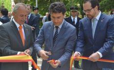 Inauguración de la 55 Feria de Almazán