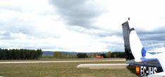 Foto 3 - 50 aviones participan en las jornadas de puertas abiertas del aeródromo de Garray