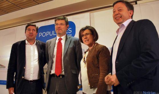 Catalá, con representantes de Soria