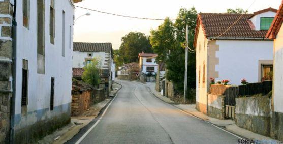 Travesía de Villar del Ala