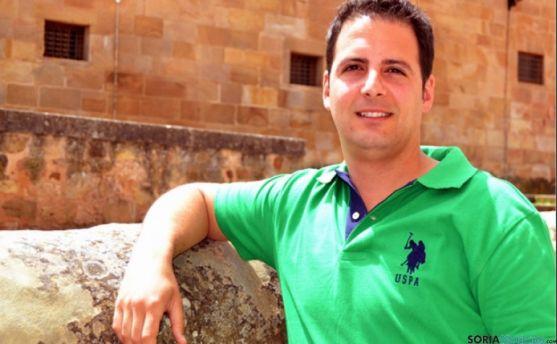 Jesús Ciria reclama más compromiso de los políticos con Soria. / SN