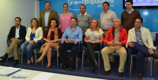 Candidatura del PP al Ayuntamiento de Soria