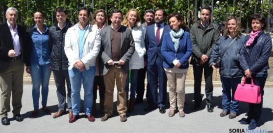 Candidatura del PP al Ayuntamiento de Soria capital
