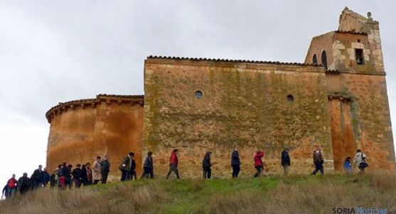 La iglesa de Matanza, uno de los templos beneficiados.