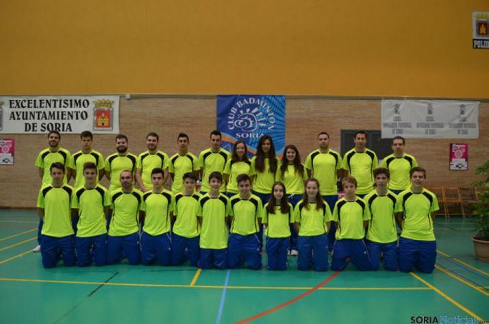 Club Bádminton Soria
