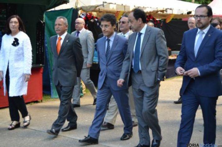 Inauguración Feria de Almazán