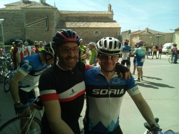 Foto 2 - Un centenar de ciclistas en la XXIV Cicloturista Villa de Almazán