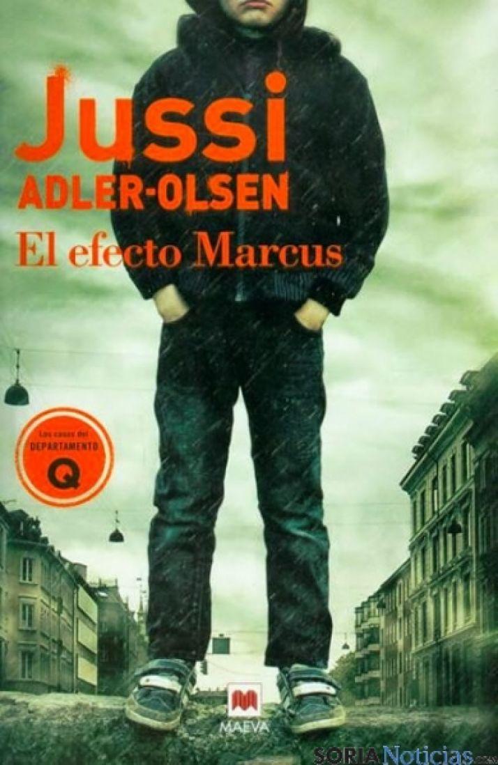 Portada 'El efecto Marcus'