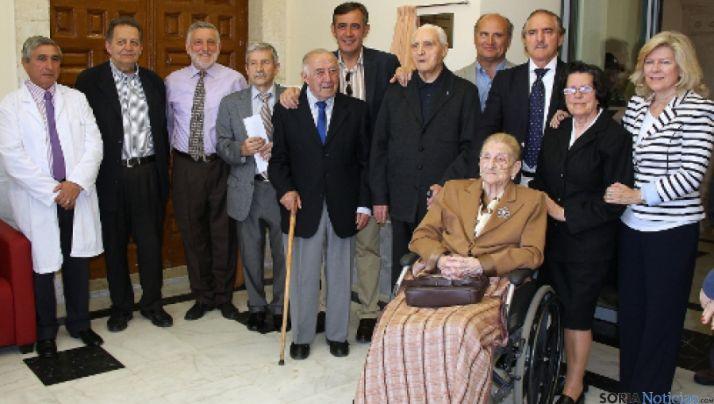 Homenaje en el antiguo Hospicio