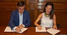 Convenio Diputación y Colegio de Farmaceúticos