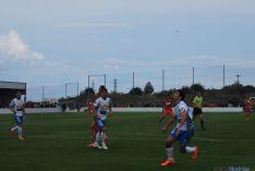 Imagen del partido en la Ciudad Deportiva Francisco Rubio. / SN