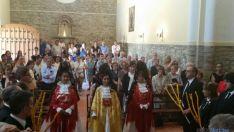 Imagen del día de San Juan en San Pedro Manrique. / SN