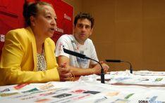 Lourdes Andrés y Jesús Bailón. / Ayto.