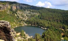 Vista de la Laguna Negra.