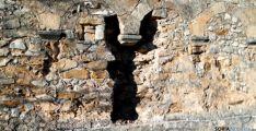 Capitel y columna robados en Arganza