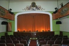 Teatro Cervantes de Navaleno