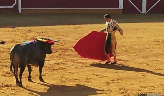 Tarde de toros el Domingo de Calderas