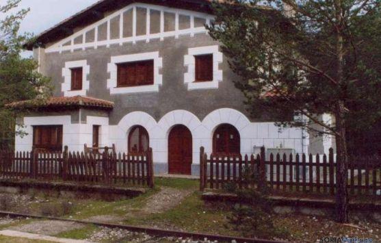Estación de Navaleno