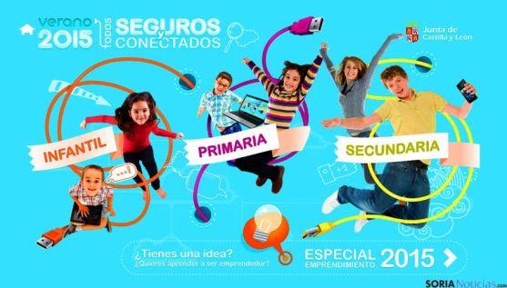 La Junta propone actividades educativas para el verano. / Jta.