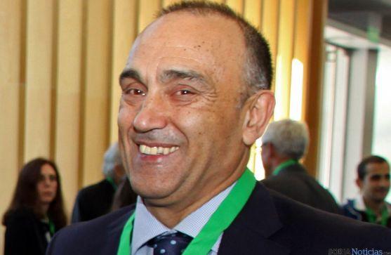 Rafael Laguens encabeza el Colegio de Veterinarios de Soria.