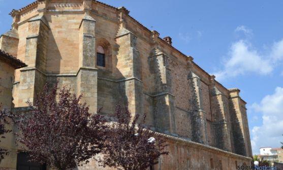 Antigua iglesia de Santa Clara