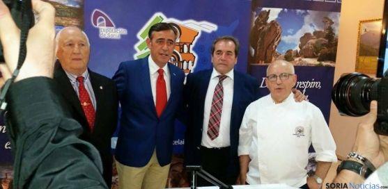 Promoción turística de Soria en Sevilla