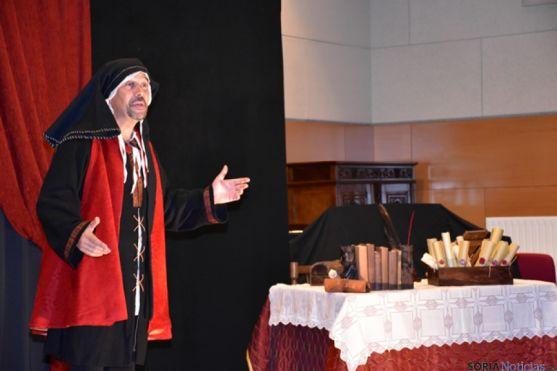 Obra de teatro de Santa Teresa