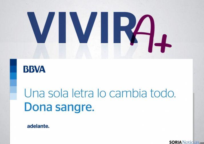 El cartel de la campaña.