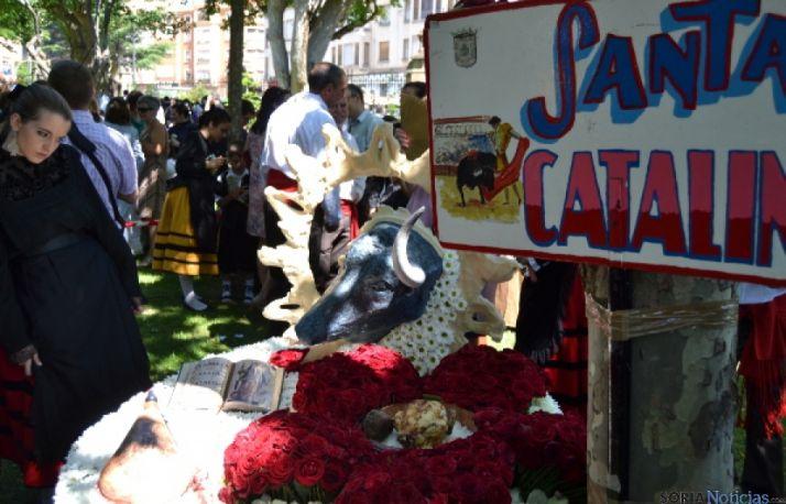 Caldera de Santa Catalina 2015