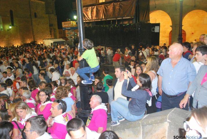 Imagen de este Miércoles El Pregón. / SN