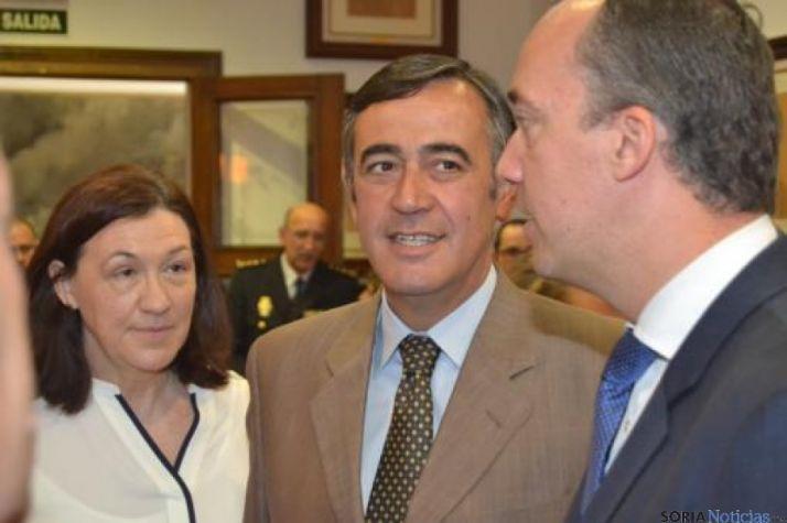 Visita del Secretario de Estado de Seguridad a la Diputación
