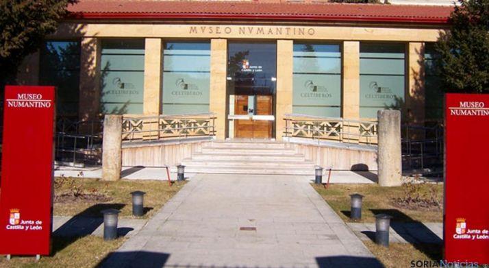 Entrada principal al museo. / SN
