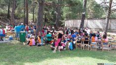 Día de Las Peñas en San Leonardo