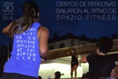 Zumba y Body Combat con Spazio Fitness
