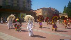 Foto 3 - La comunidad iberoamericana celebra en Soria la fiesta de Santiago de Bombori