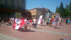 Foto 4 - La comunidad iberoamericana celebra en Soria la fiesta de Santiago de Bombori