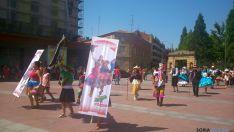 Foto 5 - La comunidad iberoamericana celebra en Soria la fiesta de Santiago de Bombori
