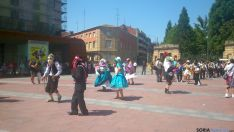 Foto 6 - La comunidad iberoamericana celebra en Soria la fiesta de Santiago de Bombori