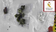 Droga incautada en la operación Troler. / SN