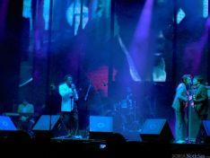 Lee Fields & The Spressions en su actuación este viernes. / SN