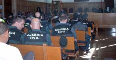 La jornada en La Audiencia provincial.
