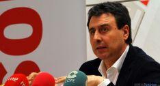 El diputado del PSOE por Soria en el Congreso Félix Lavilla. / SN