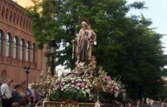 Procesión Virgen del Carmen en Soria