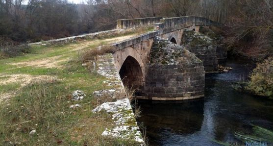 Imagen de archivo del puente de Andaluz.