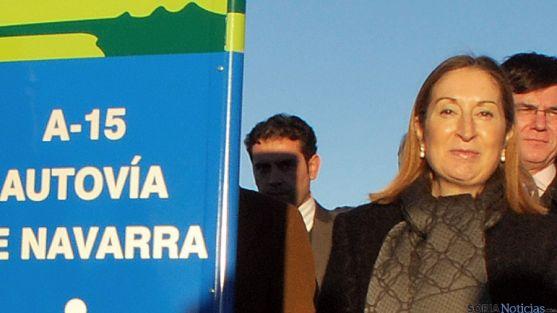 La ministra Ana Pastor, en una imagen de archivo. / SN