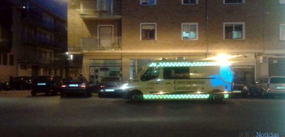 Los servicios sanitarios también acudieron a la llamada. / SN