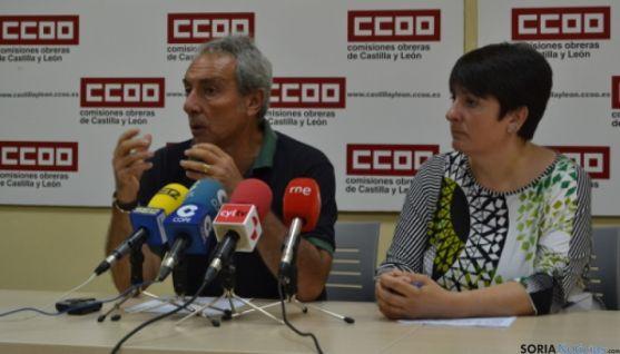 CCOO Soria