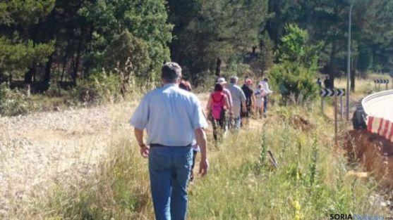 Camino Natural San Leonardo-Soria
