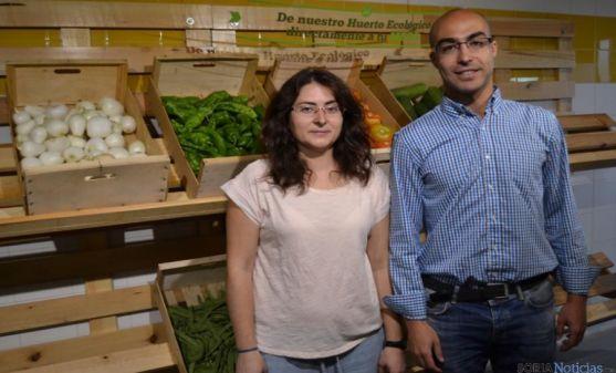 Tienda de productos ecológicos en El Hueco