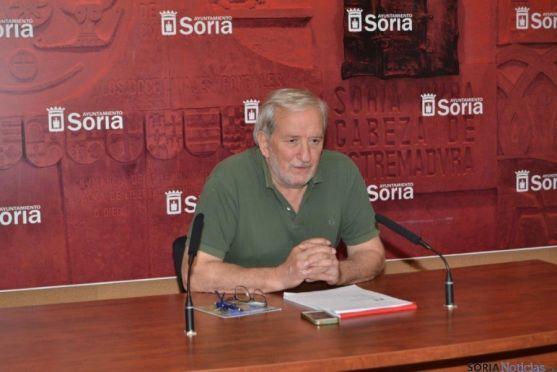 Jesús Bárez, concejal de cultura